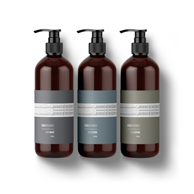 Minimal & modern skincare concept