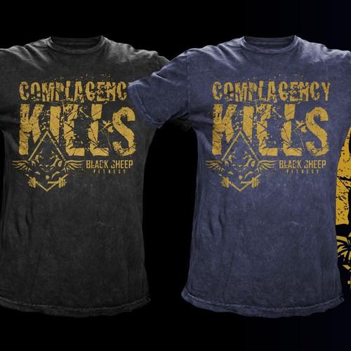 Gym T shirt Designs: the Best Gym T shirt Images | 99designs