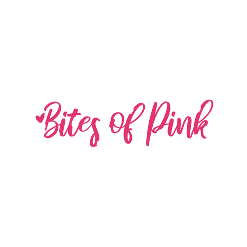 Flirty design with the title 'Modern and flirty logo design for baked products'
