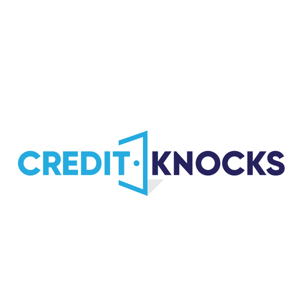 Credit logo with the title 'Credit Knocks'