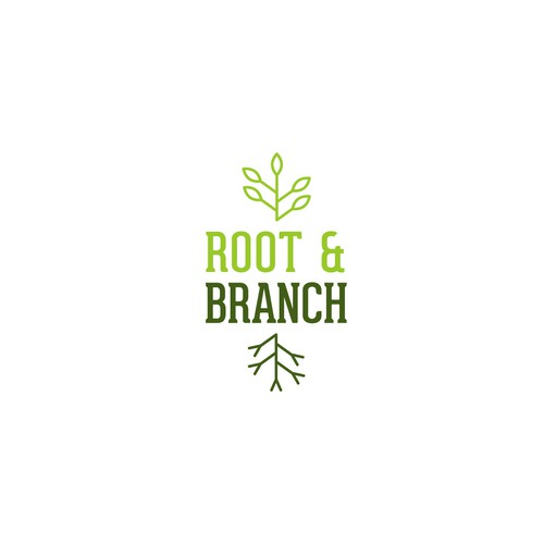 Roots brand with the title 'Root & Branch'