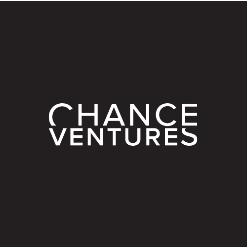 Venture design with the title 'Chance Ventures.'