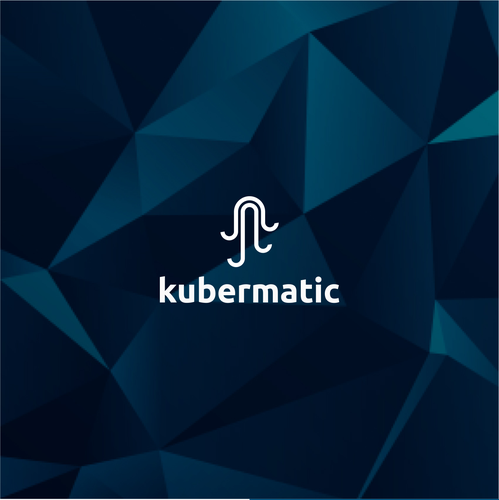 Serious design with the title 'kubermatic'