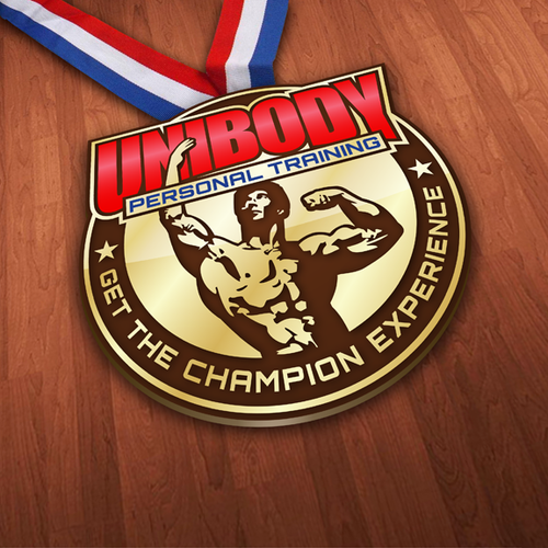 Personal training logo with the title 'UNIBODY Personal Training'