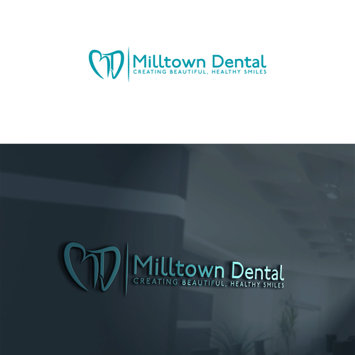 Envelope brand with the title 'dental logo'