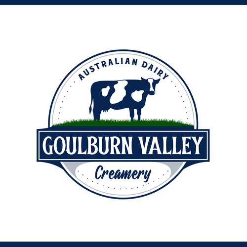 Moo logo with the title 'Premium Australian dairy company exporting to Asia'
