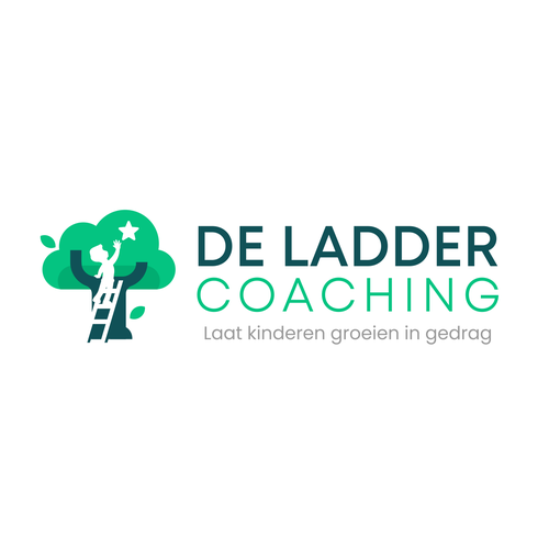 Star brand with the title 'De Ladder Coaching'