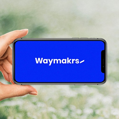 Marketing brand with the title 'Waymakrs_'