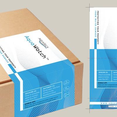 Classy Innovative Packaging for AquaSeca