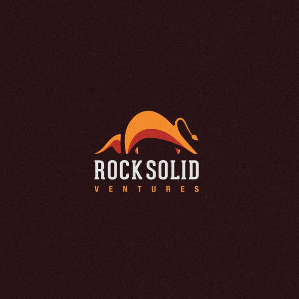 Solid brand with the title 'Rock Solid Ventures'