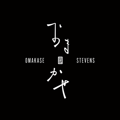 Japanase restaurant logo with the title 'Logo for a Luxurious Japanese Restaurant'