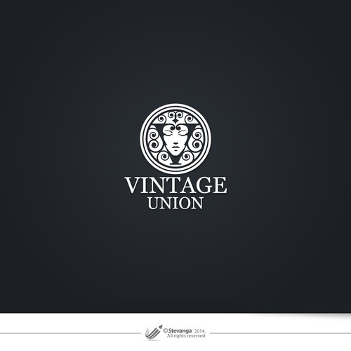 V design with the title 'Vintage Union'