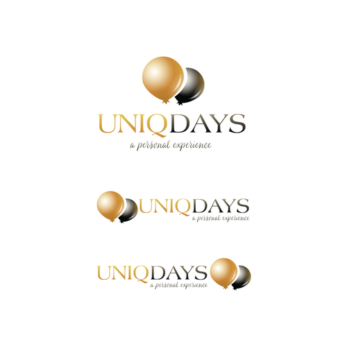 Wedding brand with the title 'Uniqdays'