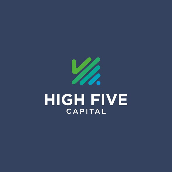 Capital brand with the title 'High Five Capital'