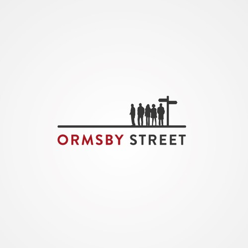 Great design with the title 'Logo Design Ormsby Street'