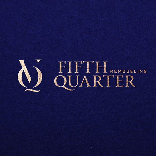 Builder logo with the title 'Fifth Quarter'