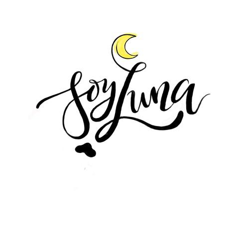 Luna logo with the title 'logo foee JoyLuna'