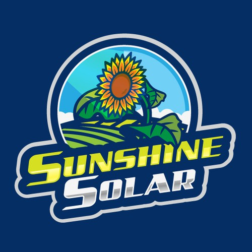 Solar logo with the title 'solar light company'