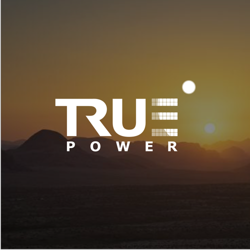"""Sunlight design with the title 'Logo for """"True Power""""'"""