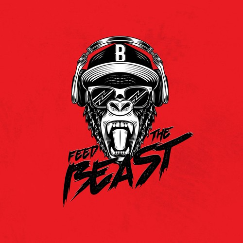 Beast logo with the title 'Feed the Beast'