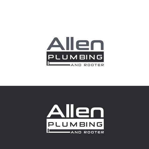 Pipe design with the title 'Logo for sophisticated plumbing company serving prolific clientele'