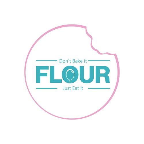 Flour design with the title 'FLOUR'