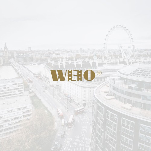 London logo with the title 'WLFO'