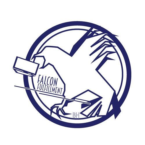 Quick logo with the title 'Quick Falcon for Falcon Fulfillment'