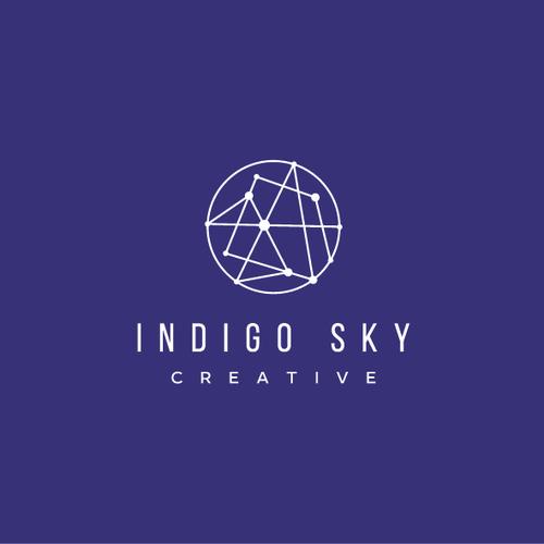 Sky design with the title 'Indigo Sky'
