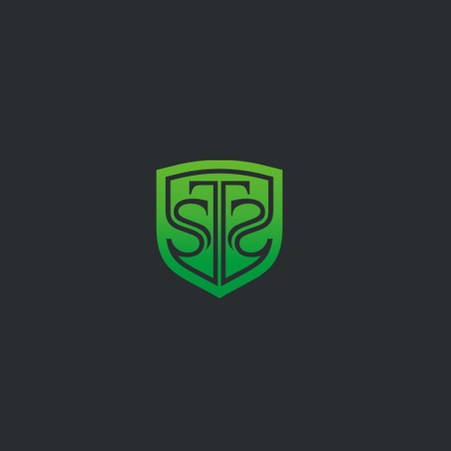 Grass logo with the title 'Specialty Logo Design for a landscaping company in Texas!'