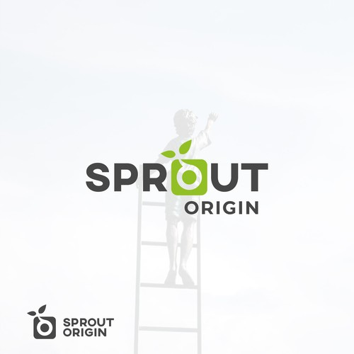 Sprout design with the title 'Sprout Origin Version 2'