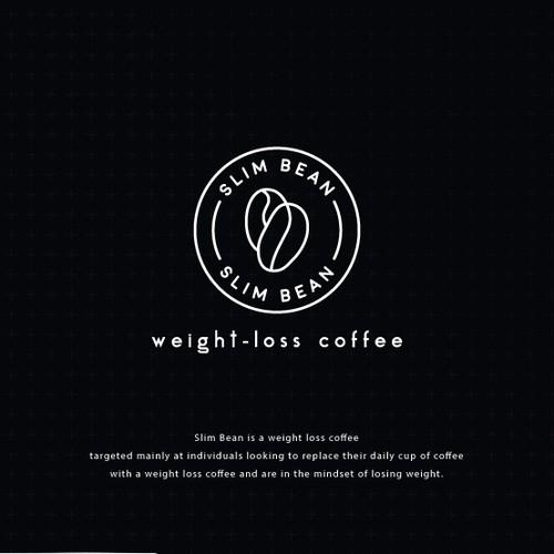 Slim design with the title 'SLIM BEAN COFFEE'