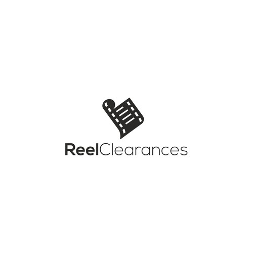 Bill logo with the title 'Reel Clearances logo'