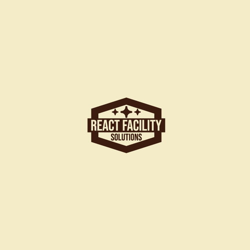 Awesome brand with the title 'React facility'