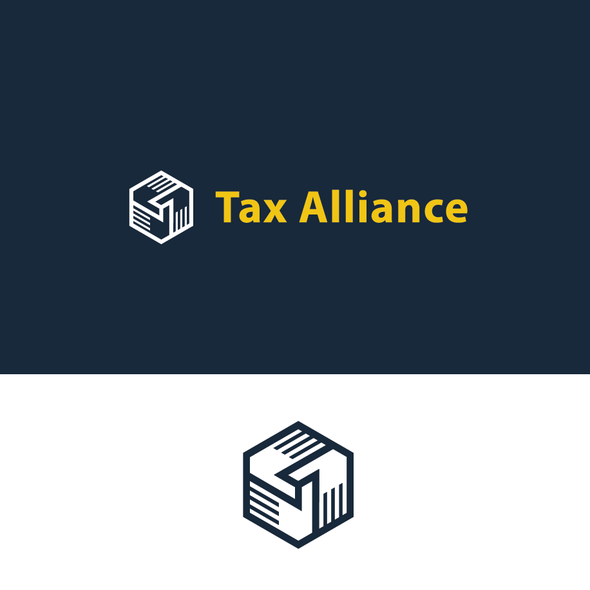 Alliance design with the title 'Logo for sale'