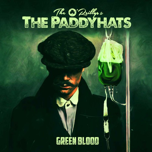 Music artwork with the title 'The O'Reillys and Paddyhats'