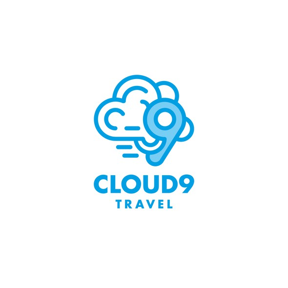 Childish logo with the title 'Cloud9'