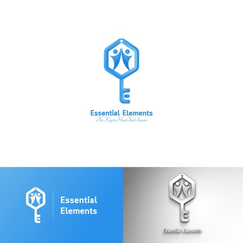 Alliance design with the title 'Logo Design'
