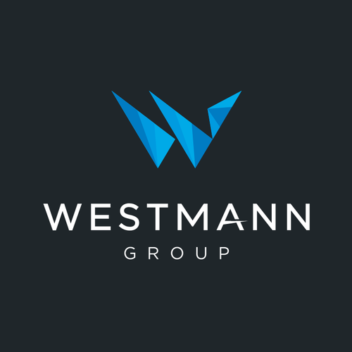 Living logo with the title 'Westmann Group'