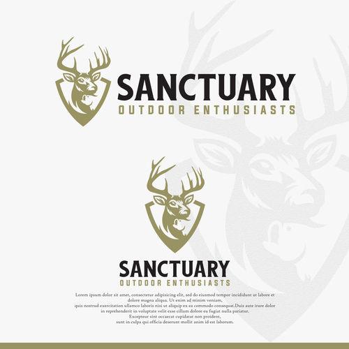 Bass logo with the title 'SANCTUARY'