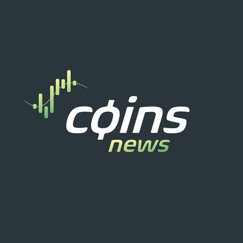 Foreign exchange logo with the title 'Logo Concept, News'