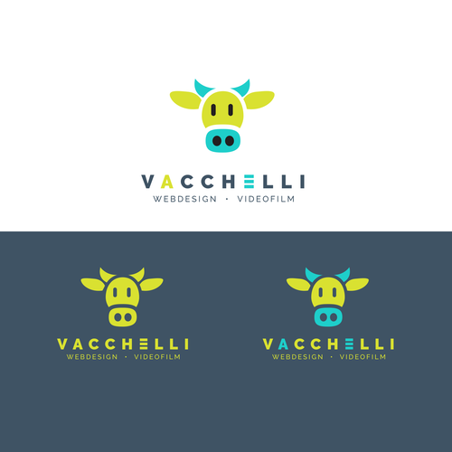 Brand with the title 'Logo Design for Vacchelli'