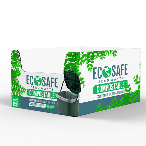 Eco design with the title 'Ecosafe'