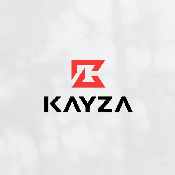 K logo with the title 'Kayza'