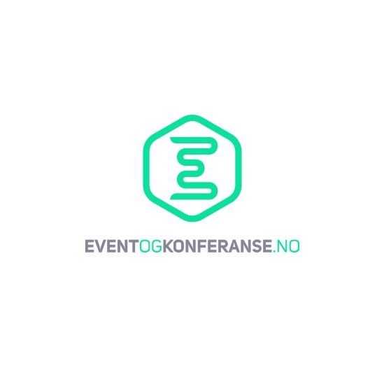 Agency brand with the title 'eventogkonferanse.no branding'