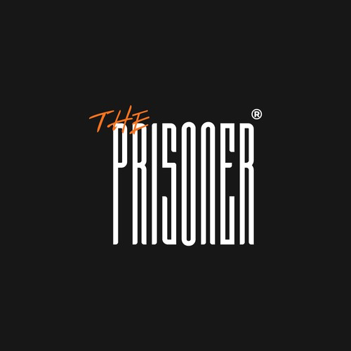 Prison logo with the title 'The Prisoner'