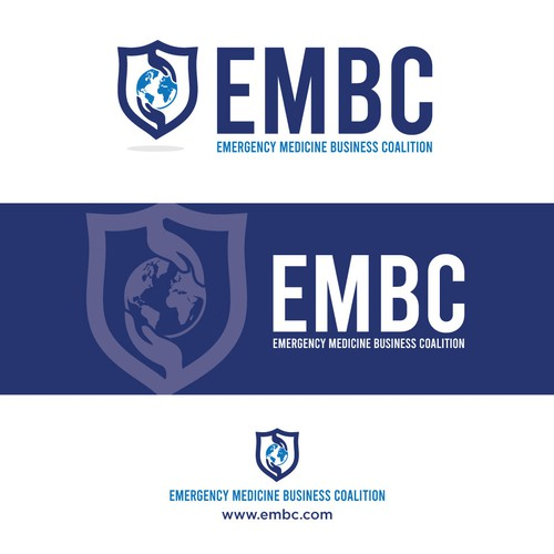 Trauma logo with the title 'EMBC - Emergency Medicine Business Coalition'
