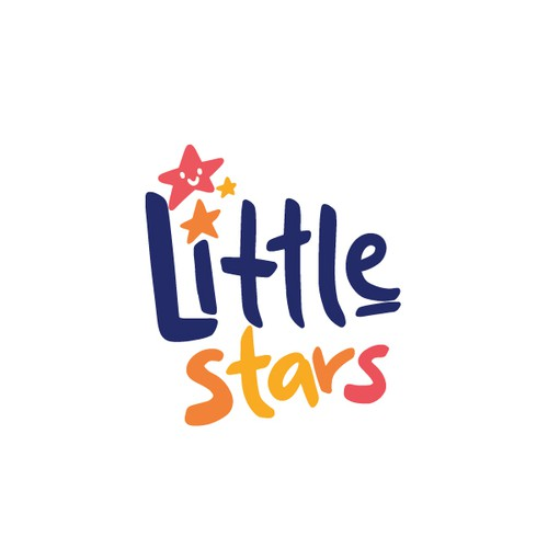 North Star logo with the title 'Little stars '