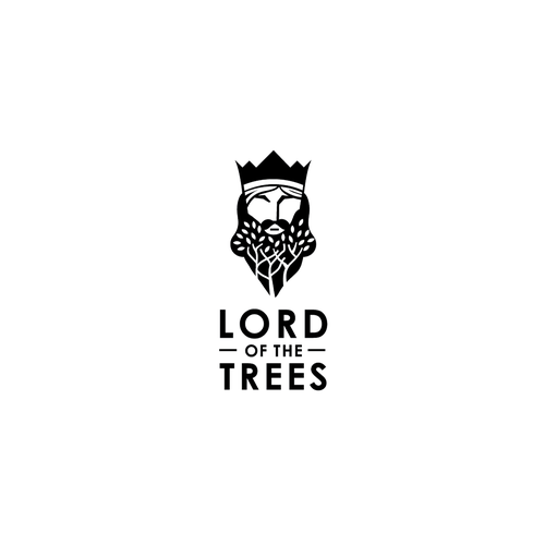 Organization logo with the title 'Logo for tree planting organization'