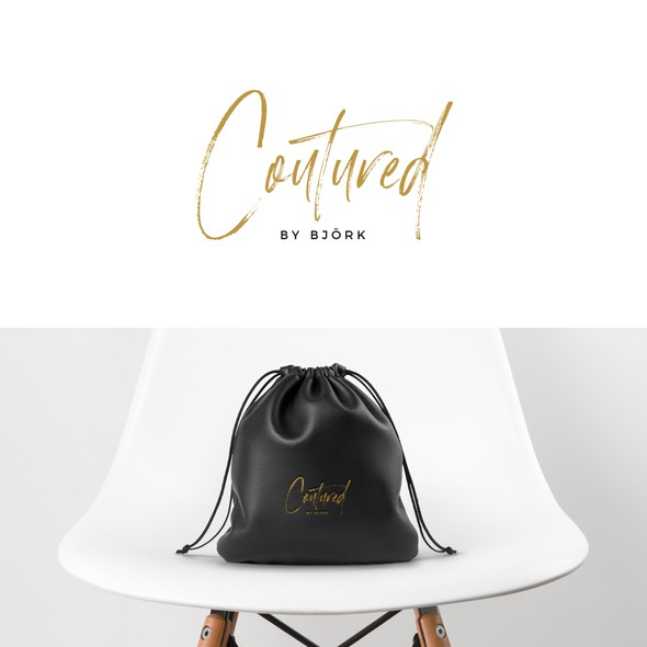 Couture logo with the title 'Coutured By Bjork'